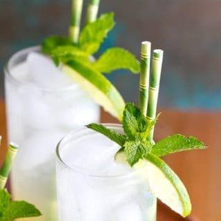 Limeade Rum Fizz
